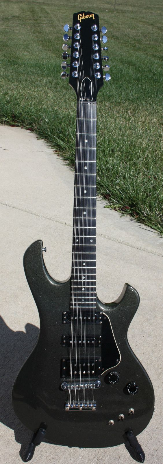 details about rare vintage 60s conrad 12 string electric guitar japan made awesome ex cond. Black Bedroom Furniture Sets. Home Design Ideas