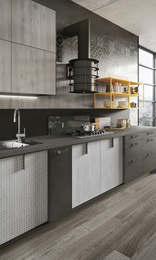 61 New Trend Colorful Kitchen Decorating Ideas For 2020 Page 29 Of 61 Classic Kitchen Design Loft Kitchen