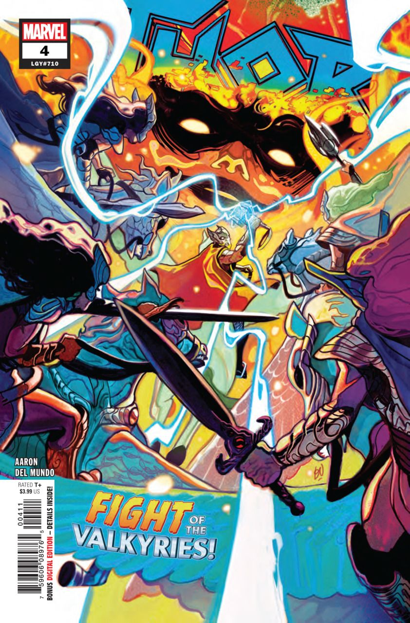Thor #4 - War Is Hel | Comics I Read | Comic book collection