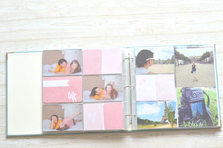 Project Life Album Karten  http://www.bonnyundkleid.com/2014/11/project-life-neue-seiten-sets.html