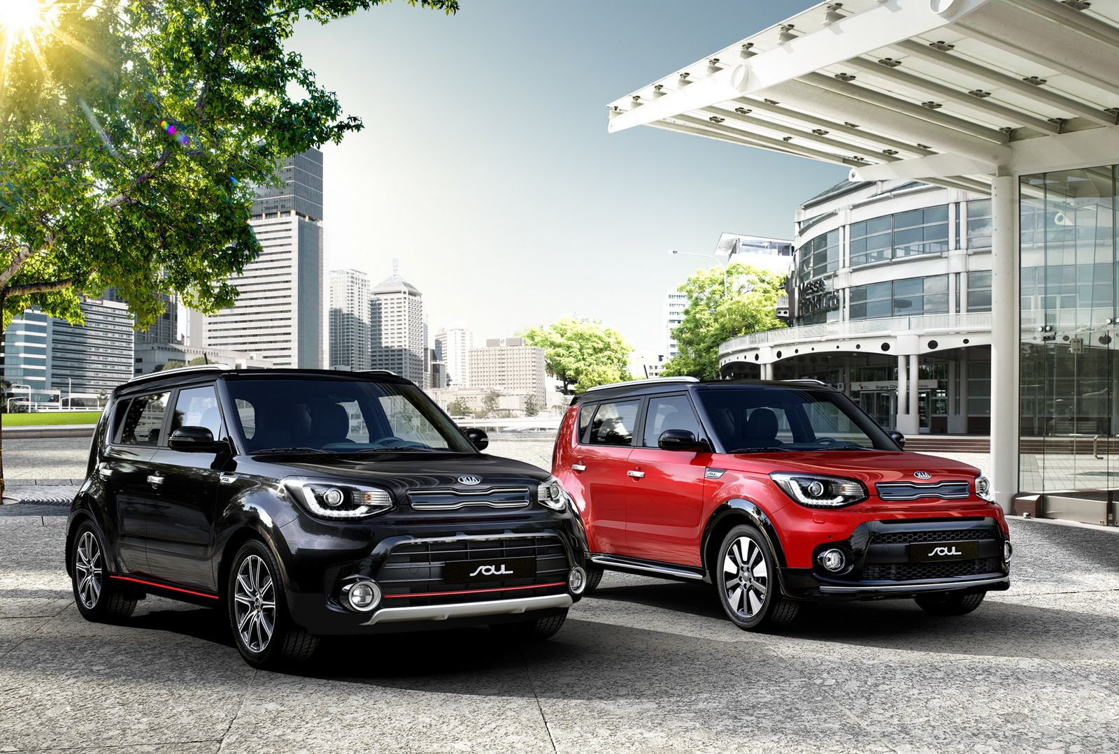 2017 Kia Soul And Carens Go On Sale In UK