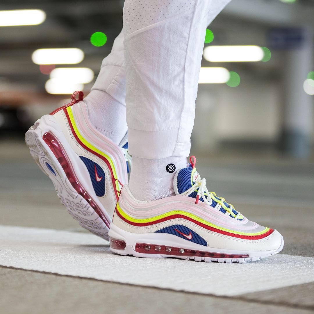 30671abc1843 Nike Air Max 97 SE « Panache Pack » Credit   Afew Store
