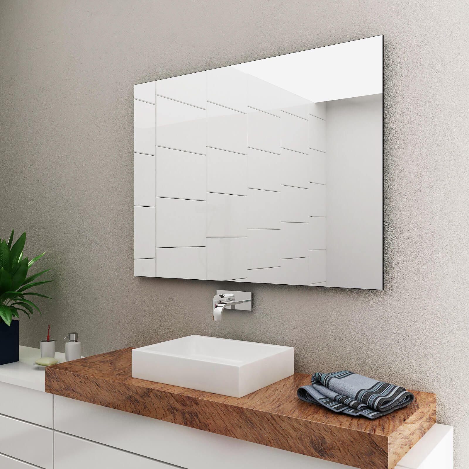 Badspiegel Wandspiegel Ohne Beleuchtung