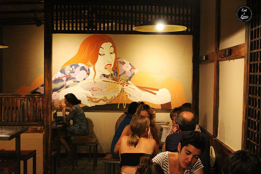 Chuka Ramen Bar Madrid