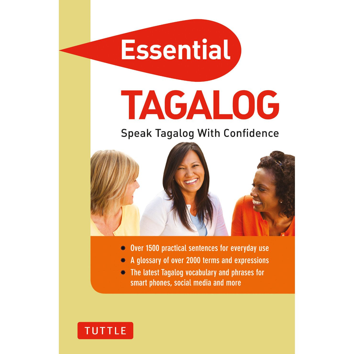 If You Only Want To Purchase One Tagalog Language Book Essential Tagalog Is The Way To Go Part Of Tuttle Publishing Language Guide Book Essentials Phrase Book