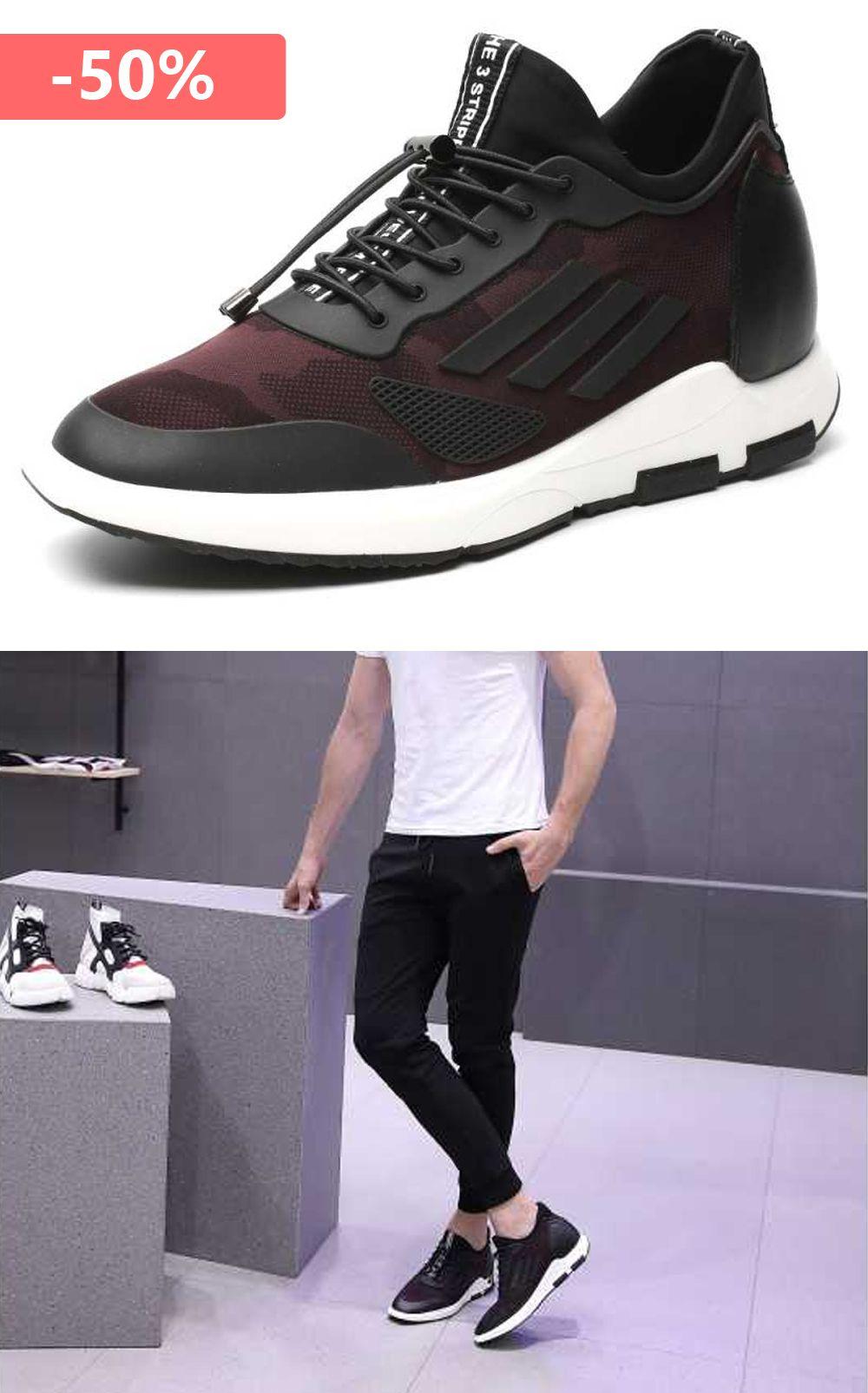 Meskie Recznie Wykonane Buty Podwyzszajace Sportowo Codzienne 7cm Faretti Agaton Carlo High Top Sneakers Sneakers Top Sneakers