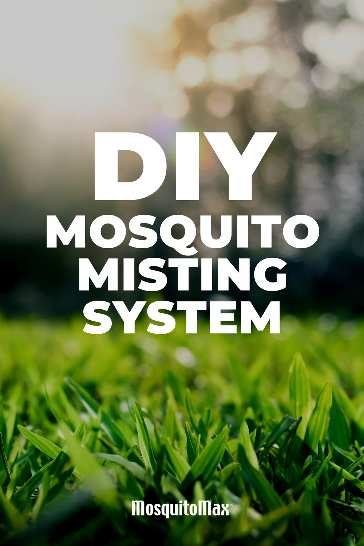 Diy Mosquito Misting System Mosquito Misting System Mosquito Solutions Mosquito Misting
