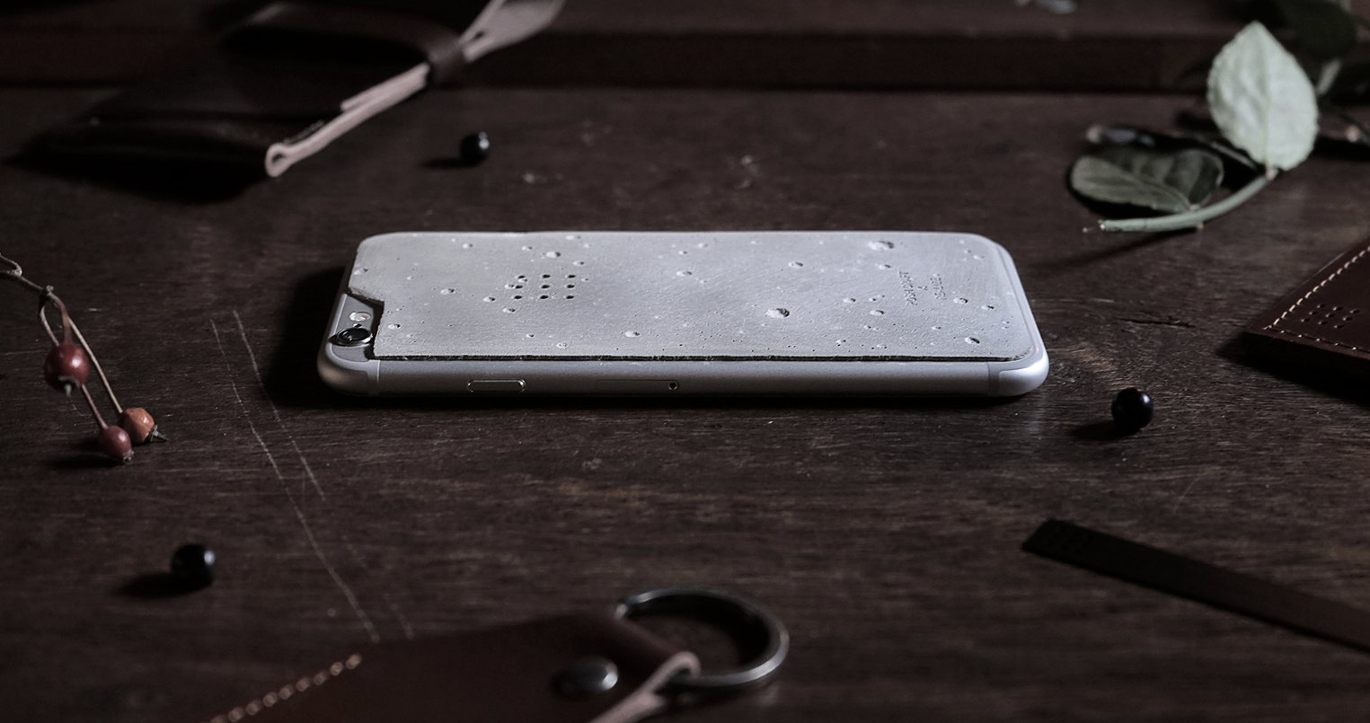 Loving these concrete iPhone skins from Korean company POSH-PROJECTS. They may not protect your phone from falls, but they sure do look cool. Each one features one-of-a kind craters, are inspired by the surface of the moon, and are made from actual concrete—not just something that looks like it. Only downside? They're just available for […]