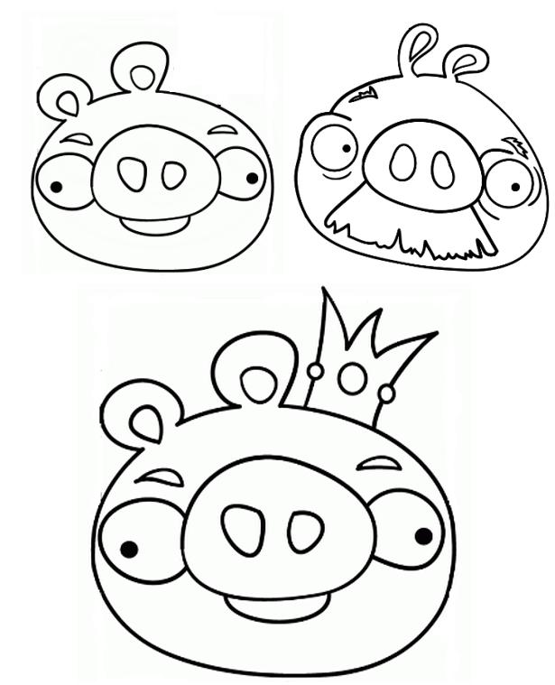 Descargas Contacto Nosotros Clientes Servicios Home Cakepins Com Bird Coloring Pages Angry Birds Pigs Valentines Day Coloring Page