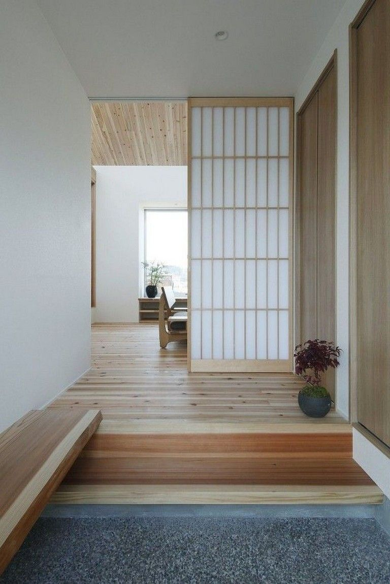 42 Awesome Stylish Small Entrance Ideas Decor Ideas Japanese