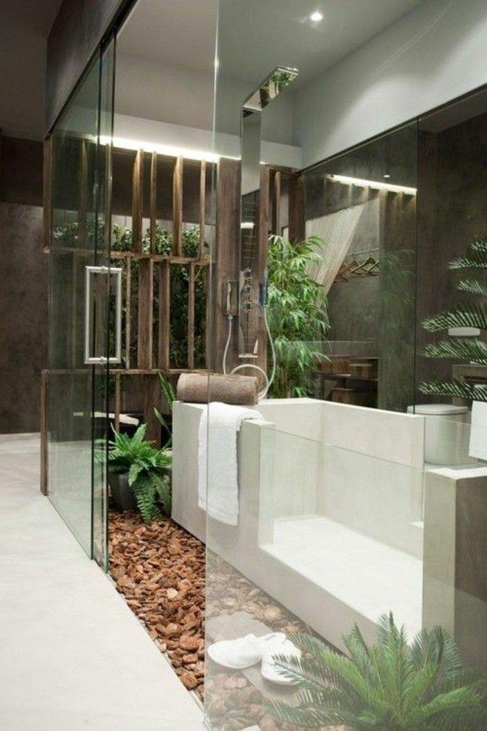 Comment créer une salle de bain zen? | Salle de bain zen, Zen et ...