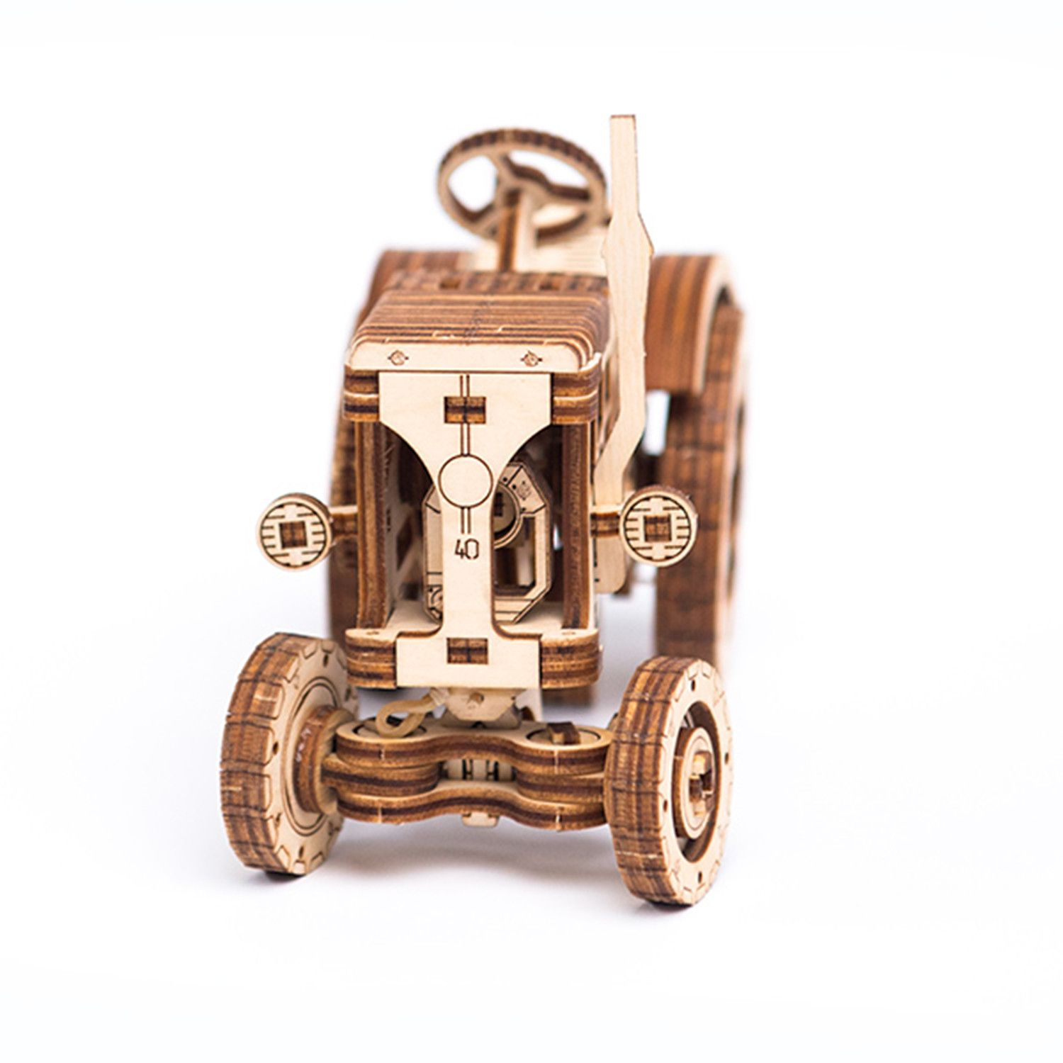 Traktor Willed Characters Compared Strong Wooden Toy Car Cool Stuff Men Fashion Site