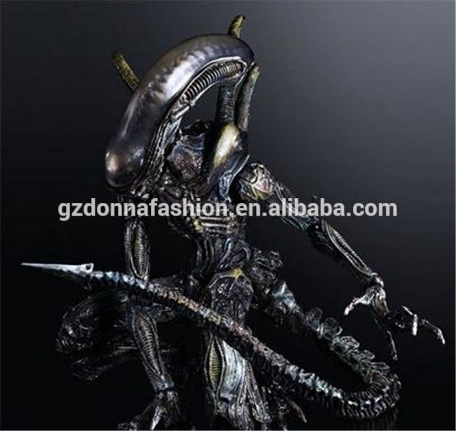 Gzdonnafashion Alien Action Figure Playarts Kai Anime Toy Game Lurker Collection Model Toy Play Arts Kai Alien Figures 26cm, View Action Figure, donnatoyfirm Product Details from Guangzhou Donna Fashion Accessory Co., Ltd. on Alibaba.com