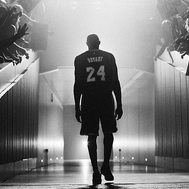Legends never die! Goodbye Kobe. Thank You for your