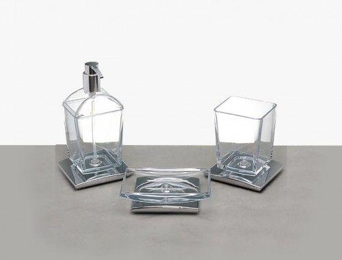 KOH-I-NOOR Tilda Set bagno da appoggio | Bagno, Accessori e ...