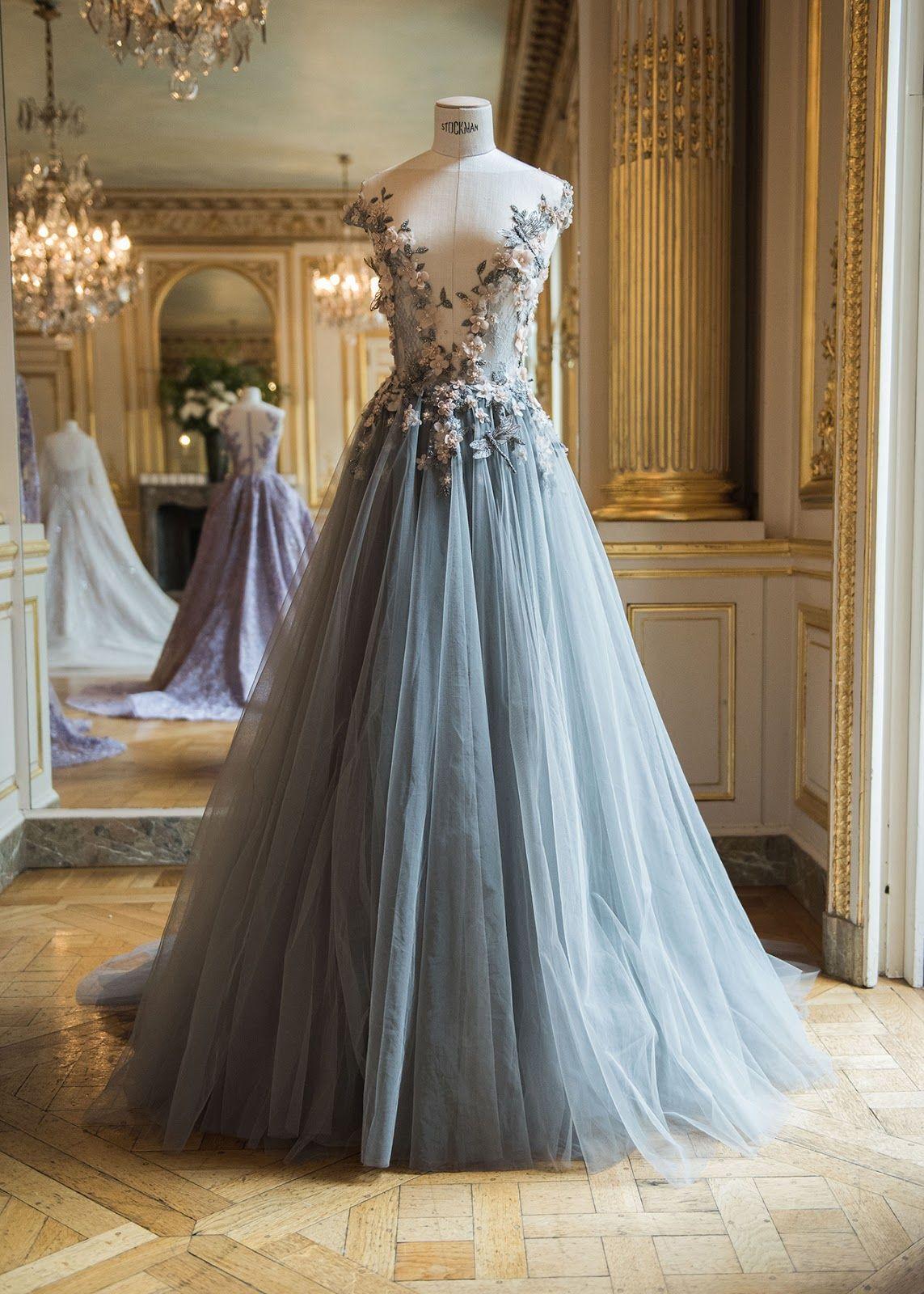 Fashion | A gown, for the ball... | Pinterest | Paolo sebastian ...