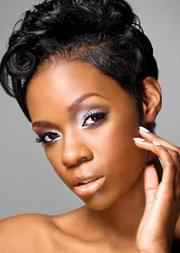 Image Result For African American Hairstyles Short Length Hair