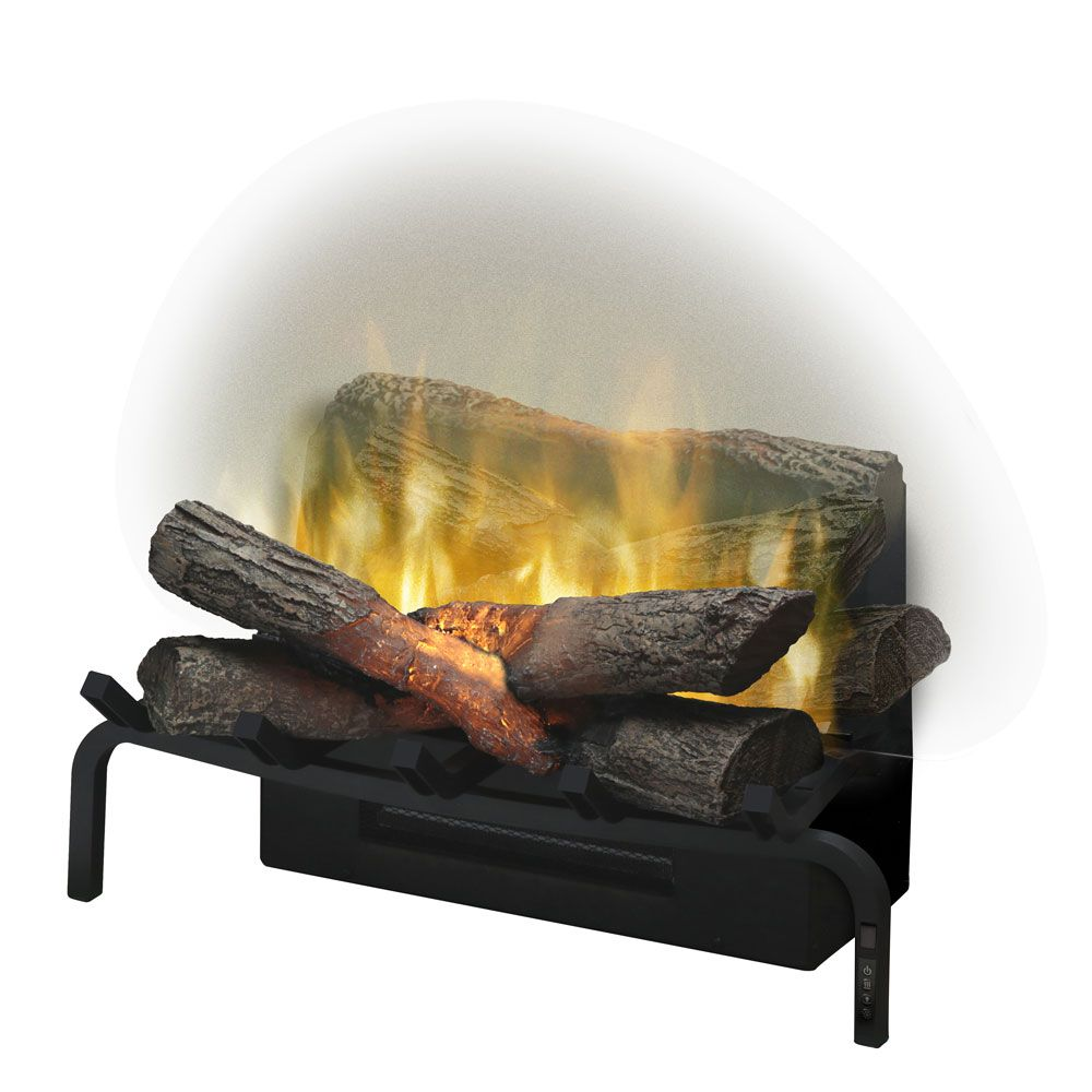 Admirable Dimplex 20 In Revillusion Electric Fireplace Log Set Rlg20 Home Interior And Landscaping Eliaenasavecom