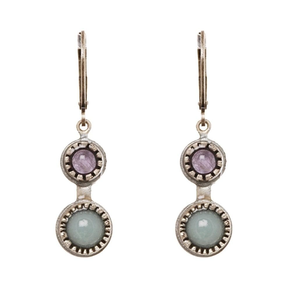 Michal Golan Tranquility Collection Dangle Earrings