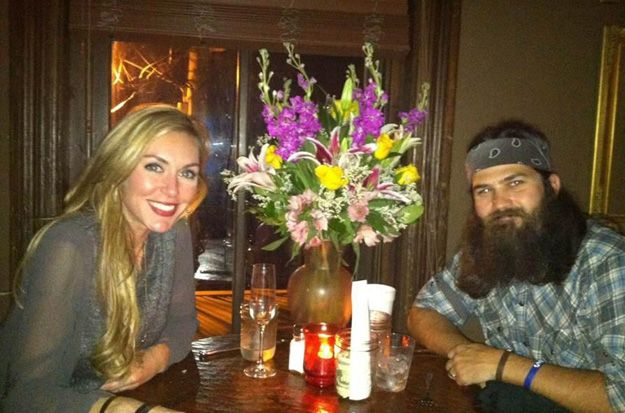 Jep Robertson Family Jep Robertson Of Duck Dynasty Takes His Wife