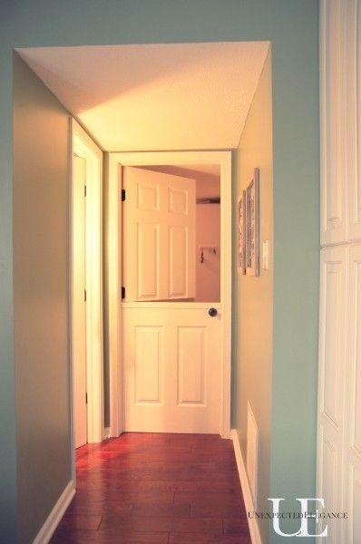 Dutch or Split Door Tutorial Using a Hollow Core Door..step by step instructions & half door tutorial | Hollow core doors Dutch and Doors pezcame.com