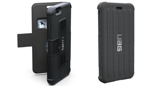 Urban Armor Gear (UAG) Tough Rugged Protective Folio Case Cover - Apple iPhone 6