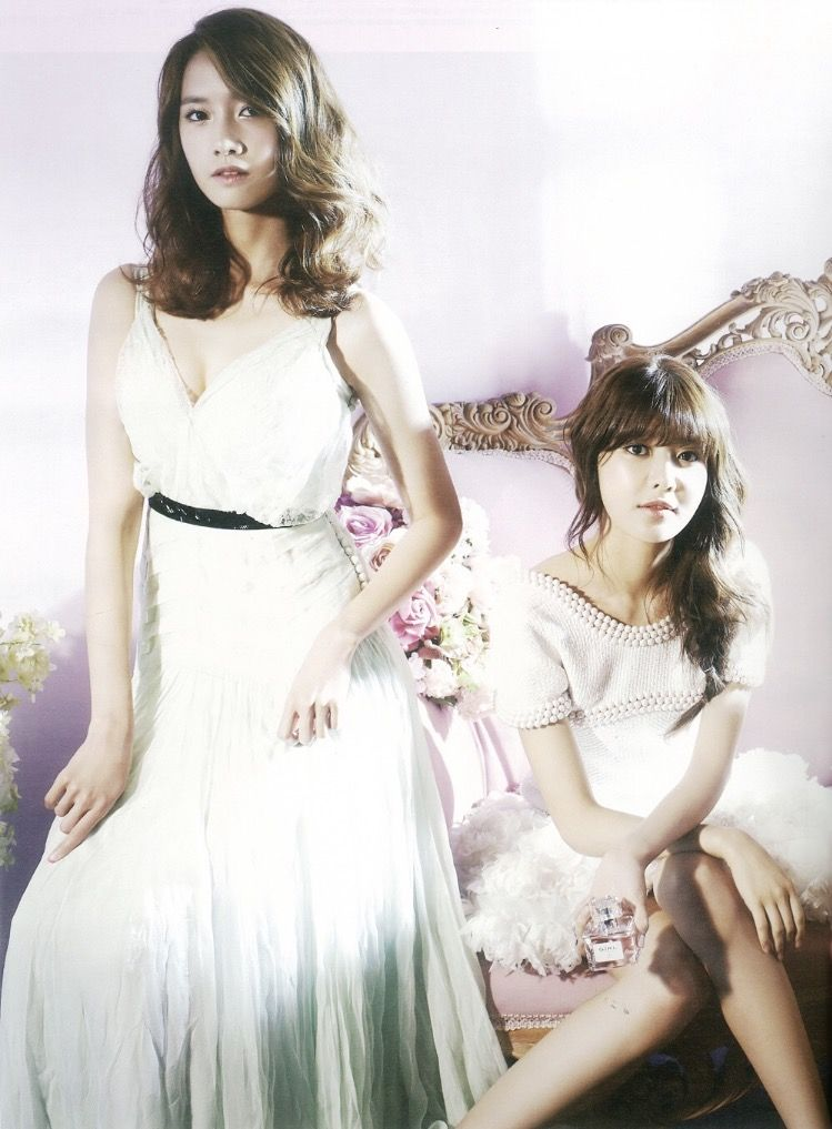 Yoona and Sooyoung