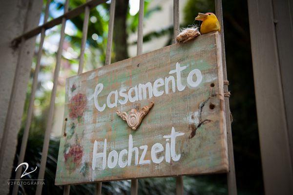 Encanto Simples - {Decoração de Casamentos Vintage, Craft, Rústico, Retrô e Criativos} Curitiba-PR: Casamento Aline & Florian {by Encanto Simples}