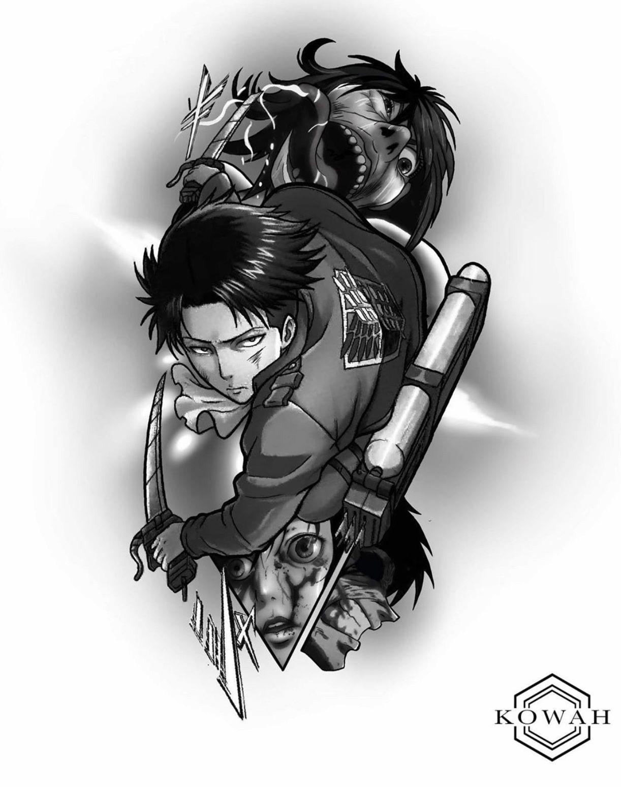 Pin By Karina Moon On At Attack On Titan Tattoo Anime Attack On Titan