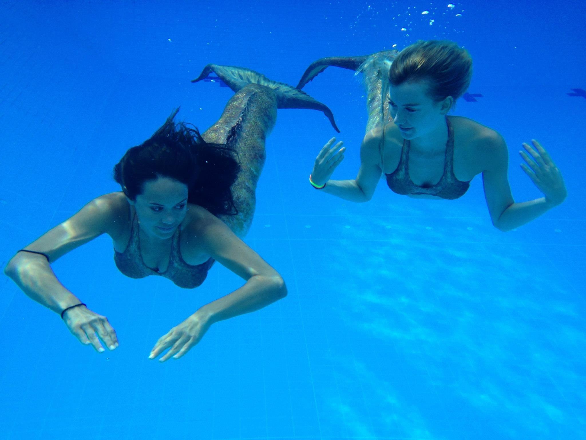 Mako mermaids behind the scenes of season 3 mako mermaids island of secrets pinterest - Image de sirene h2o ...