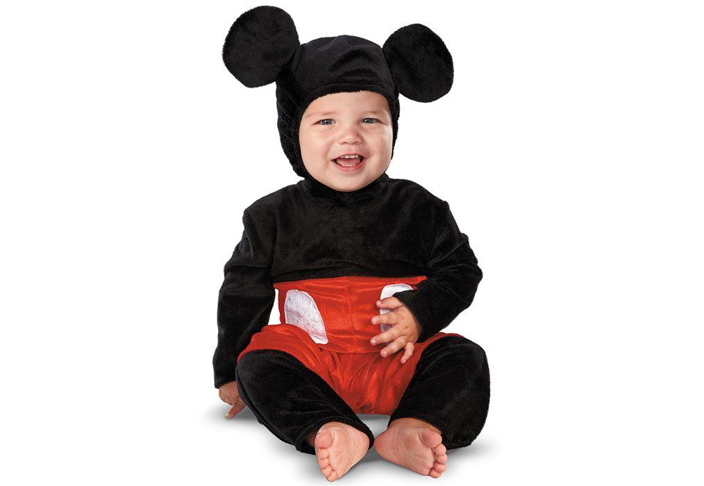 costume mickey mouse 12 18 mois vestidos costume. Black Bedroom Furniture Sets. Home Design Ideas