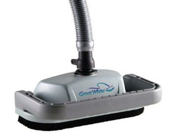 Pentair Gw9500 Kreepy Krauly Great White Automatic Pool Cleaner For In Ground Pools Grey Black Au Pool Cleaning Swimming Pools Inground Automatic Pool Cleaner