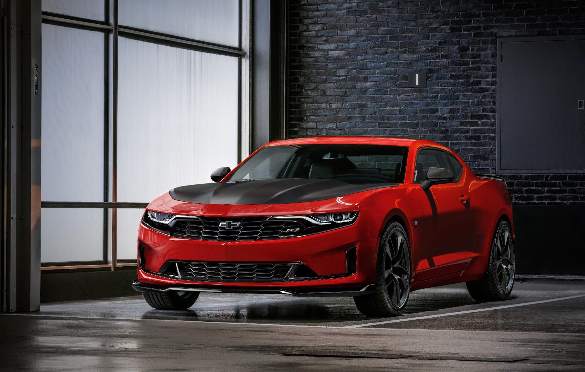Chevy Gives The 2019 Camaro A New Face And New Options Chevrolet
