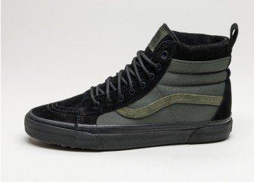 VANS Sk8 Hi Mte Sneaker für Herren Schwarz