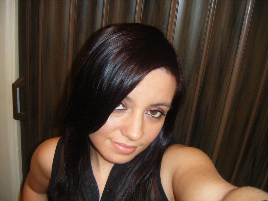 Dark Brown Cherry Hair Color Best At Home Semi Permanent Hair