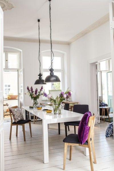 Esstisch Le Design tischlein streck dich minimalistisch und modern ist der bramante