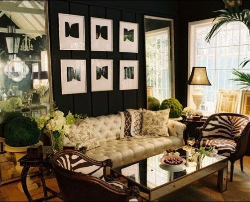 Jungle Themed Living Room African Living Rooms Classic Living