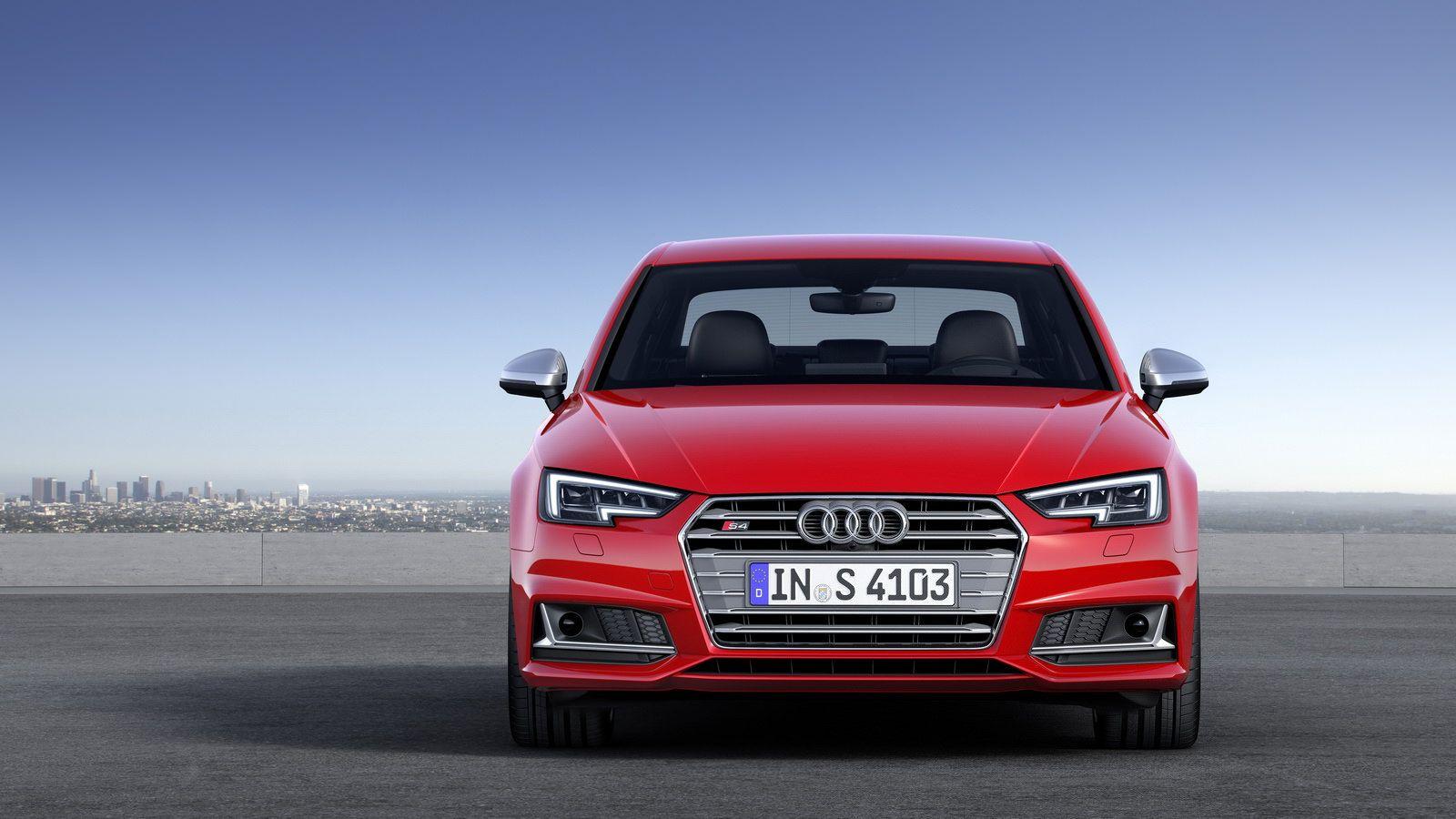 2017 Audi A4 Configurations Audi S4 Audi Audi S4 Avant