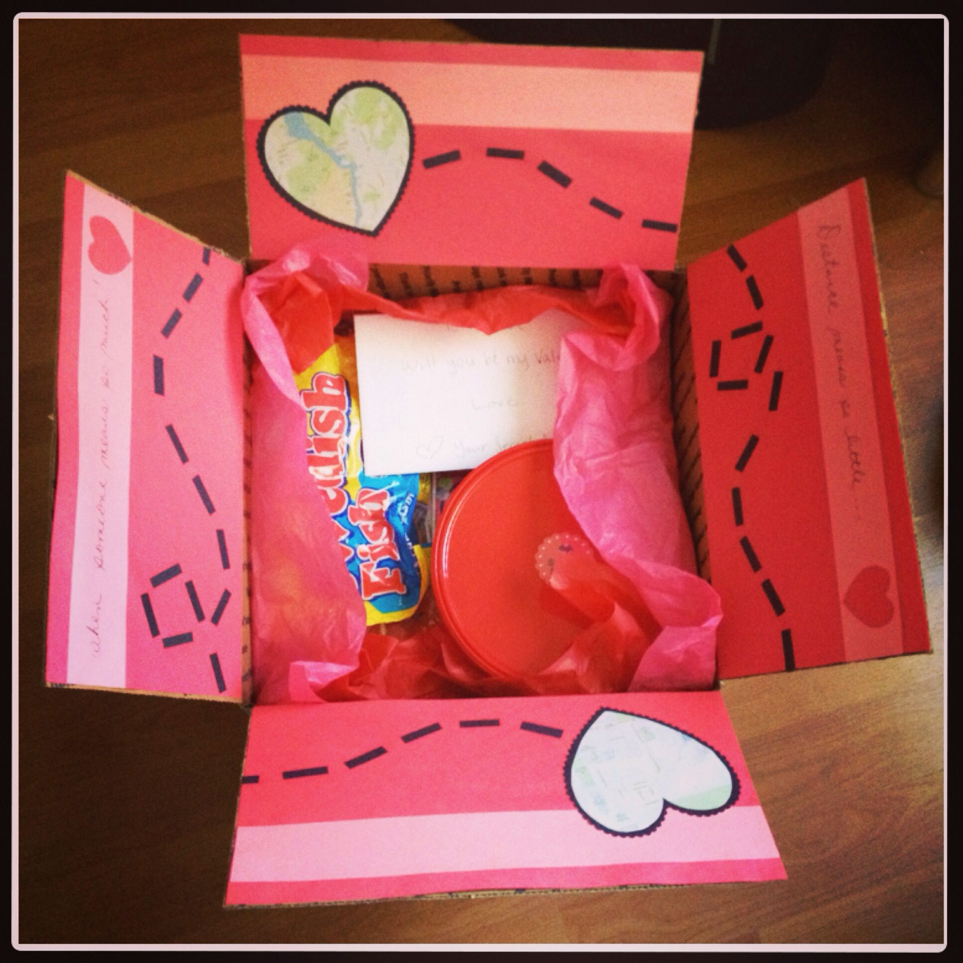 Fesselnd Valentines Day Care Package.