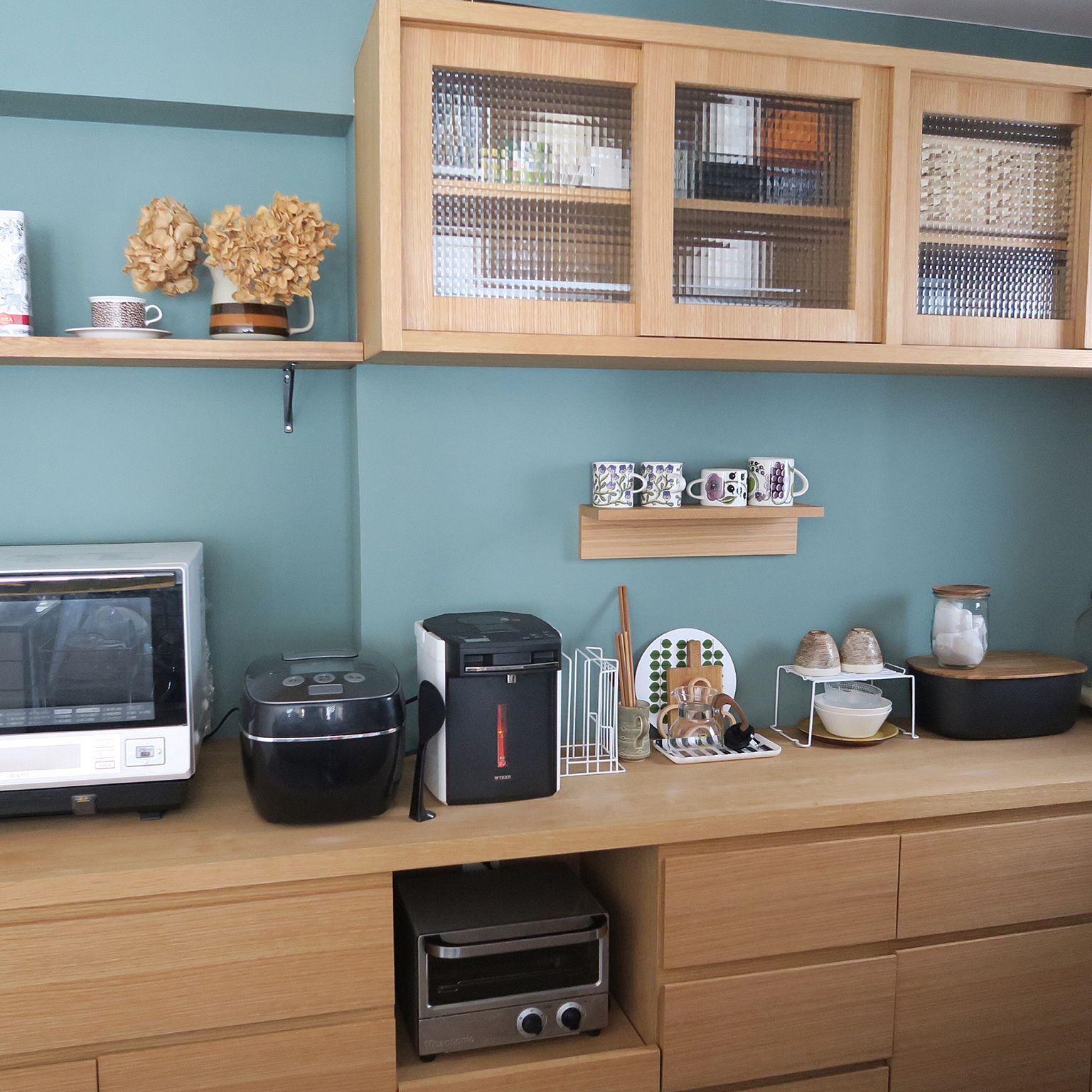 Kitchen Impossible 31 07: キッチン/キッチン収納/北欧/北欧インテリア/マンションインテリア...などのインテリア実例