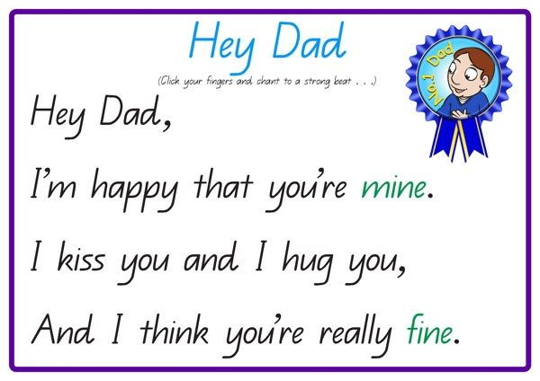 short fathers day poems for children father s day poems and