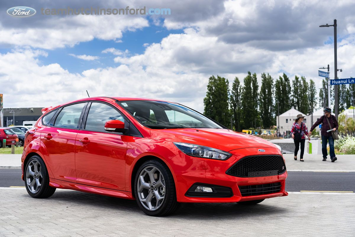 Used Ford Vehicles In Christchurch With Images Ford Focus