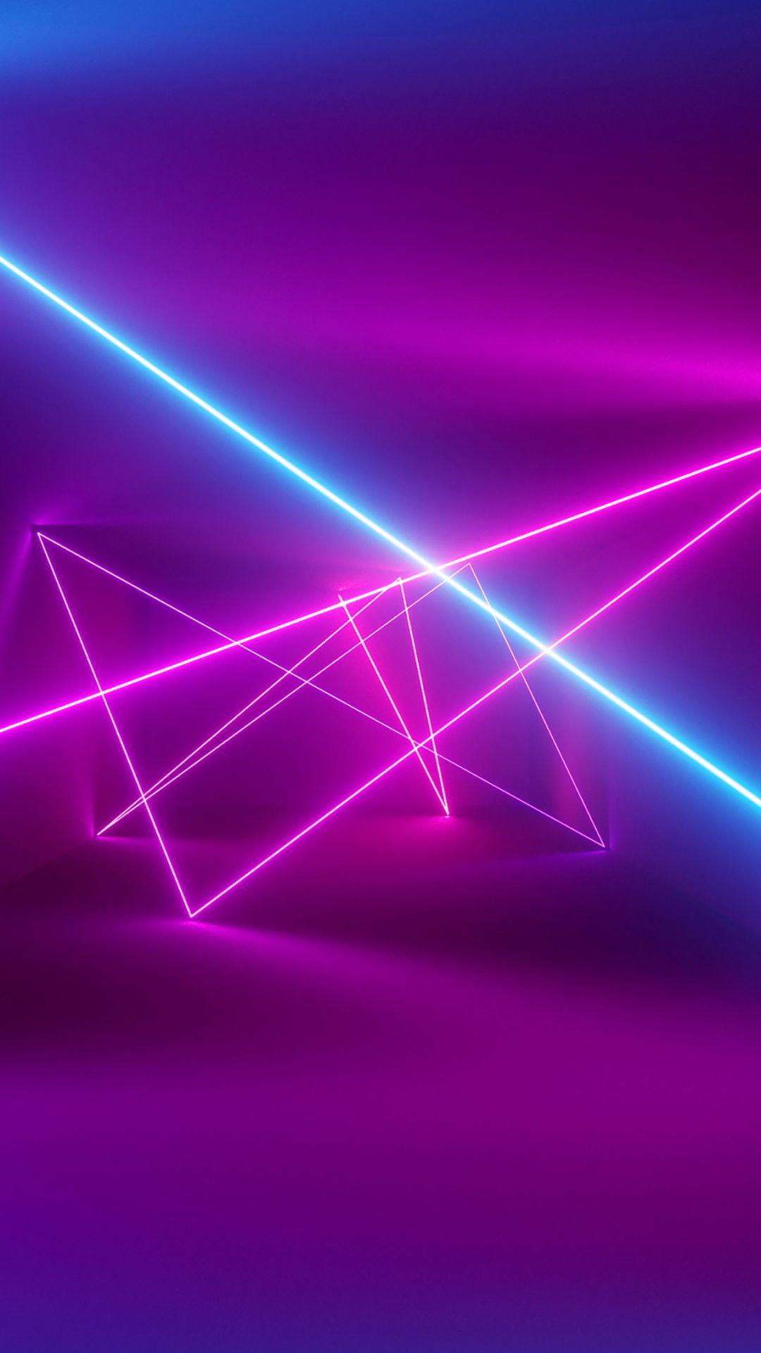 1080x1920 Lights Blue Pink Laser Lights Neon Barrier Abstraction Wallpaper Neon Light Wallpaper Neon Wallpaper Wallpaper Pink And Blue