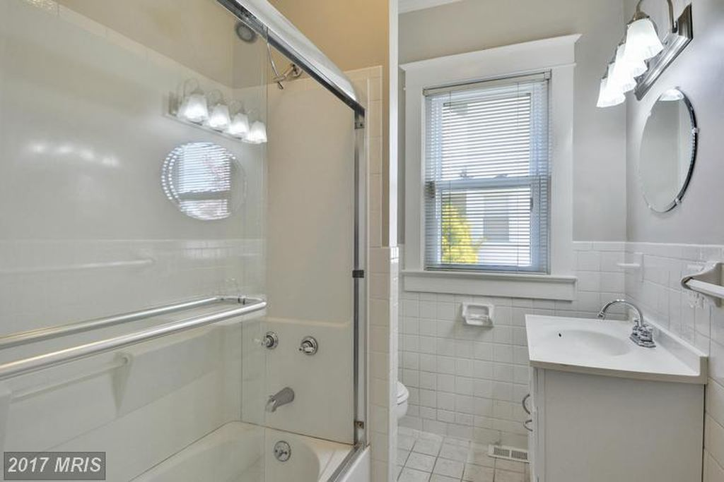 Current Bathroom At Maryland Ave Gaithersburg MD S - Gaithersburg bathroom remodeling