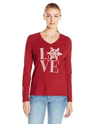 Life is Good Women's Engraved Snowflake Long Sleeve Pocket Sleep Tee  Life is Good Women's Engraved Snowflake Long Sleeve Pocket Sleep Tee Sleep in comfort in this super soft long sleeve Pocket Sleep Vee from Life is Good, and be sure to check out the matching Sleep Pant.  http://www.allsleepwear.com/life-is-good-womens-engraved-snowflake-long-sleeve-pocket-sleep-tee/