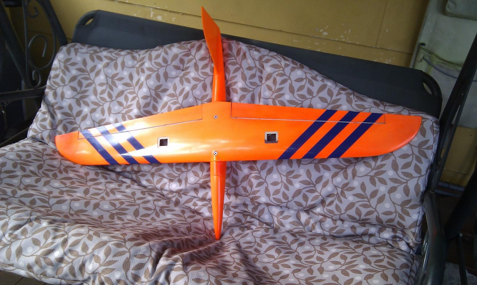 Wing tips on a plank - RC Groups | Model flight | Aircraft