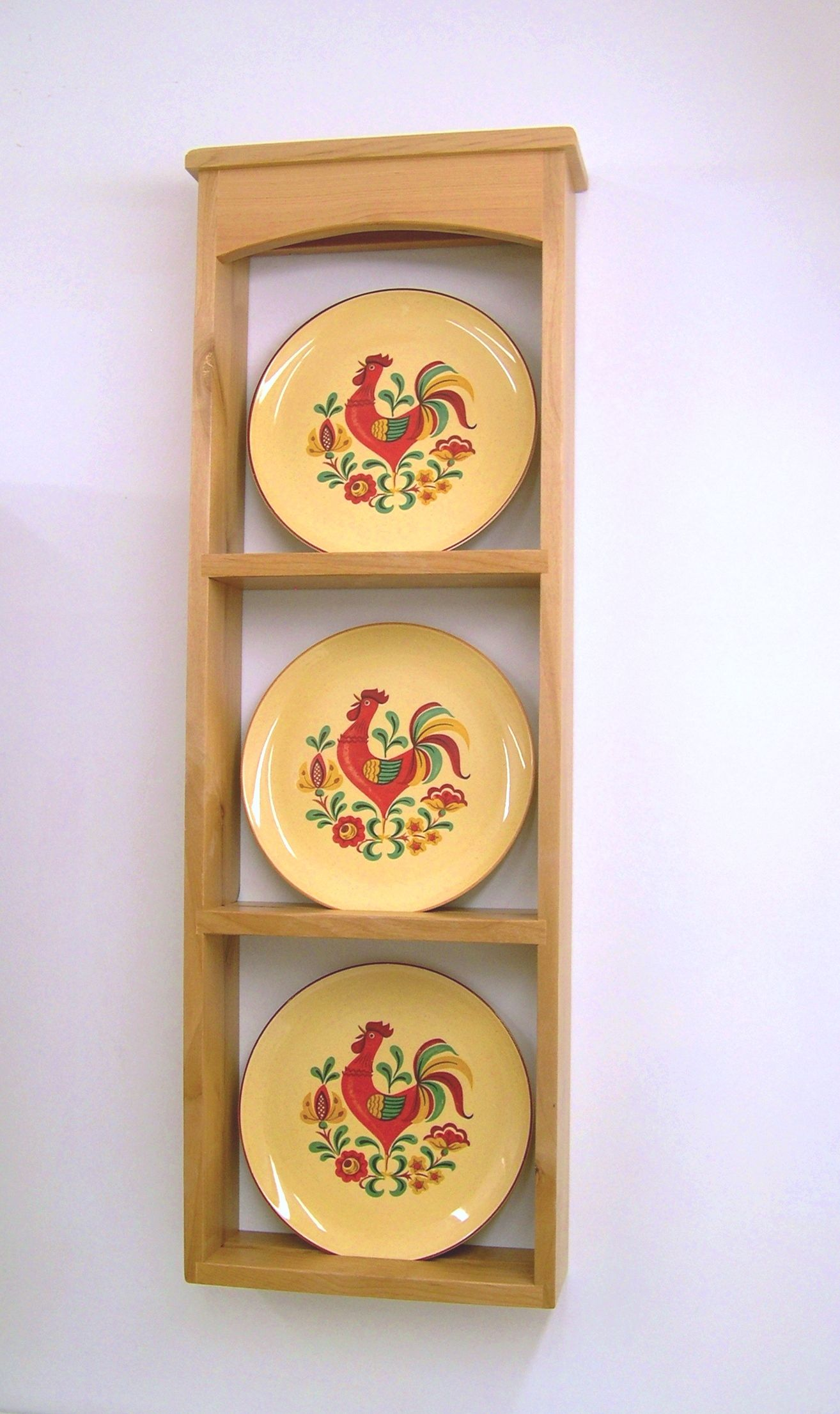 Delighted Decorative Wall Plate Racks Pictures Inspiration - The ...