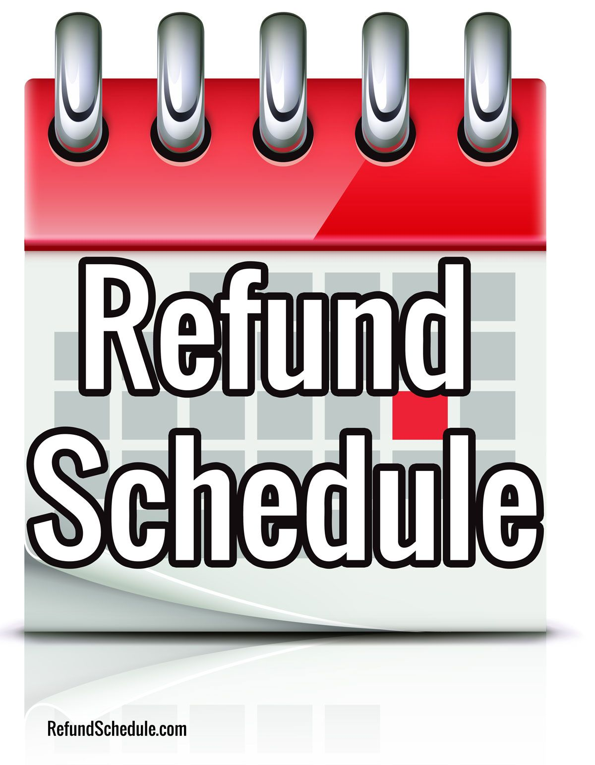 Irs Refund Cycle Chart For Tax Year