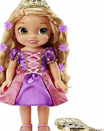Disney Princess Hair Glow Rapunzel Bring The Magic Of Hit Movie Tangled To Life With This Doll Rapunzels Makes Her Very