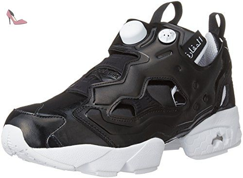 Trainfusion Nine 2.0, Chaussures de Fitness Femme, Noir (Black/White), 40 EUReebok